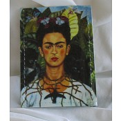 Frida Kahlo in Vines